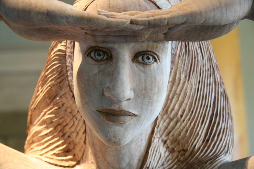 Skulptur von Malgorzata Chodakowska