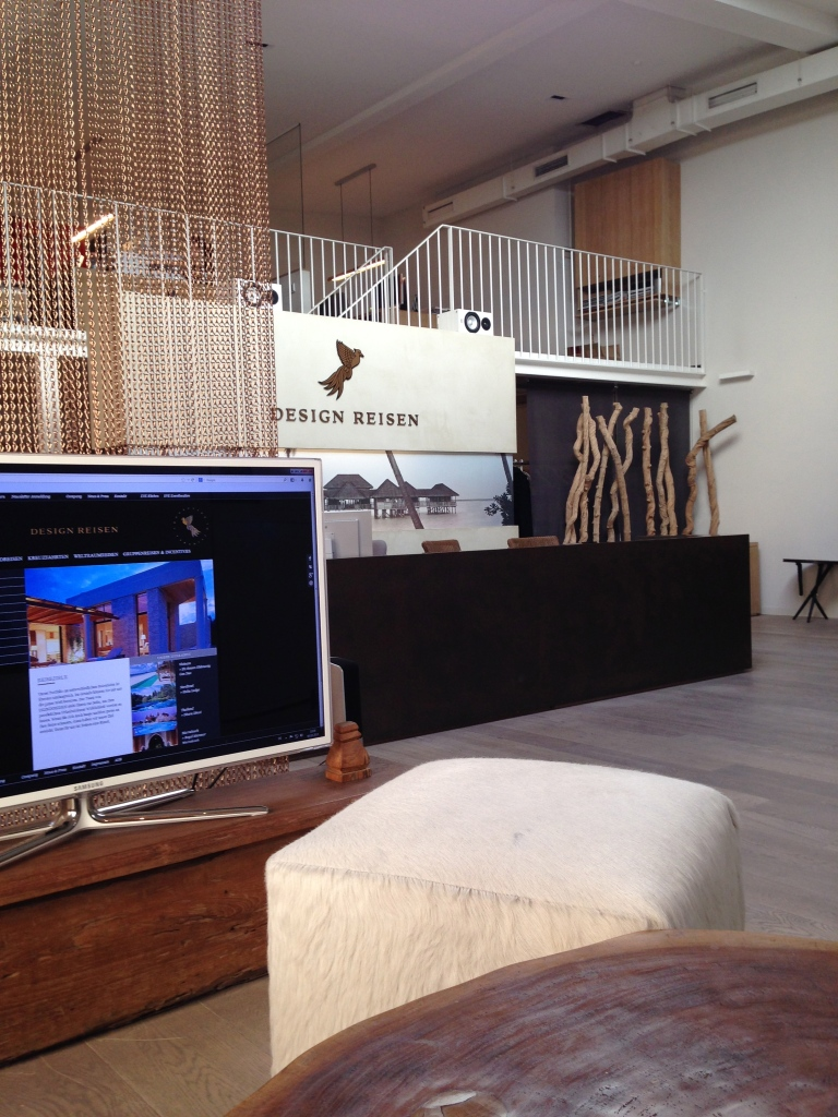 Design Reisen Concept Store