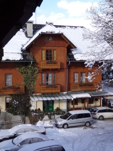 Ramsauhof im Winter